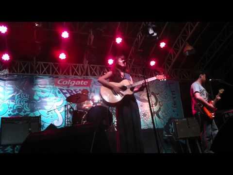 Anne Mendoza - Atras Abante (live Colgate Fresh Jam 03/07/14)