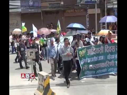 20th World Indigenous Day In Nepal