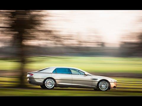 2016 Aston Martin Lagonda Review