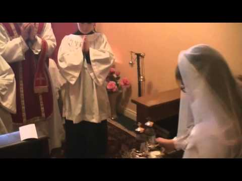 Fr. David Jones - 25th April 2013, Feast of St. Mark, Full Mass