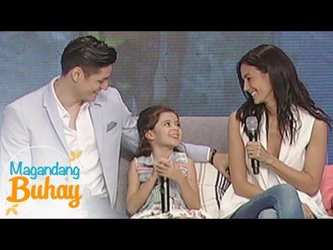 Magandang Buhay: Fatima on Hideo as Daniella's father