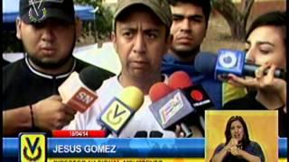 """Estudiantes y movimientos juveniles instalan """"Campamento por la libertad"""" en Táchira"""