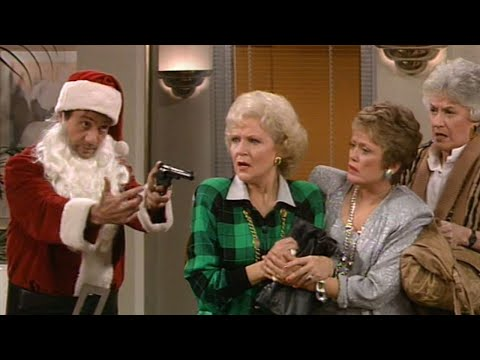The 'Golden Girls' When Santa Held Them Hostage At Gunpoint