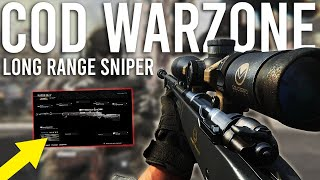Call of Duty Warzone - Long Range Sniper