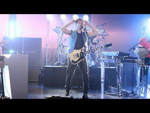 "Bleachers Performs ""Don't Take The Money"" On Ellen"