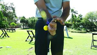 How to use the Total Golf Trainer Arm