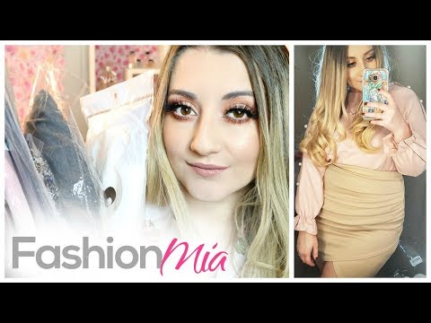 FASHION MIA / TRY ON HAUL & REVIEW
