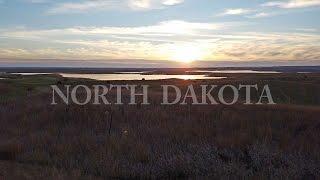 North Dakota Waterfowl - Duck and Goose Hunting 2016