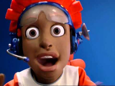 Lazy Town 32 - A TV Do Pixel - YouTube