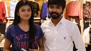 GV Prakash with Anandhi for 3rd Time!...