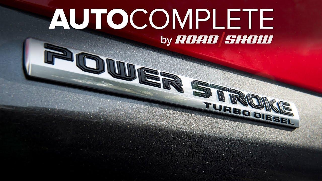 AutoComplete: 2019 Ford F-150 Power Stroke diesel gets impressive MPG