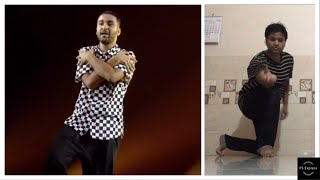 TRIBUTE TO RAGHAV JUYAL -SUN RI SAKHI - Freestyle HipHop DANCE