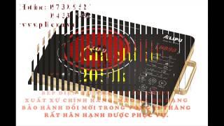 Bếp điện từ, bếp hồng ngoại, bếp điện thông minh, bếp điện từ giá tốt nhất tại Hà Nội