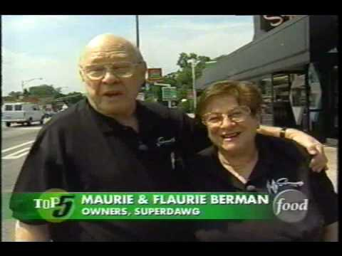 Superdawg on Food Network Top 5 Drive Up Joints April 19th, 2004