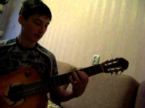 sum 41 fat lip acoustic cover by DminD