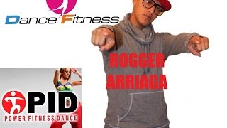 Dance Fitness - Passion wine by Rogger Arriaga (Rogger Remix)