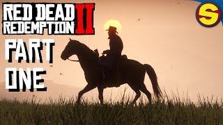 RED DEAD REDEMPTION 2! LET