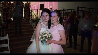 Диана и Альберт, свадебное видео, банкетная часть
