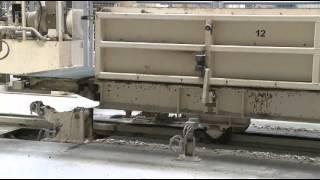 Технология производства автоклавного газобетона. Завод