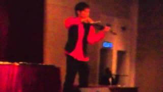 Leon Onn Electric Violinist/ Getaran Jiwa @Rotary Club of KL Diraja