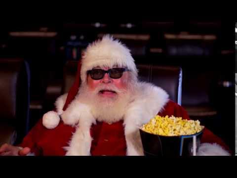 Santa's Holiday Mission at Cineplex Cinemas YongeDundas and VIP