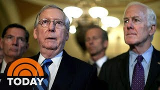 Health Care Battle: Senate GOP Set To Roll Out Revised Bill | TODAY thumbnail