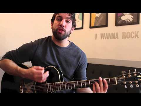 Bleachers - I Wanna Get Better (Guitar Chords & Lesson) by Shawn Parrotte