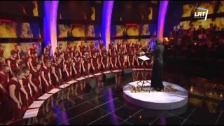 """Lietuvos balsai @ Choras """"Liepaitės"""" atliko jautrų muzikinį kūrinį"""
