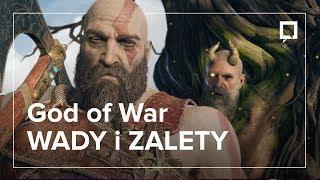 Nowy God of War - największe WADY i ZALETY
