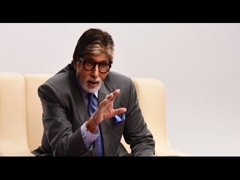 Amitabh Bachchan At Pink Trailer Launch: I Want India To Be Free Of Rapes