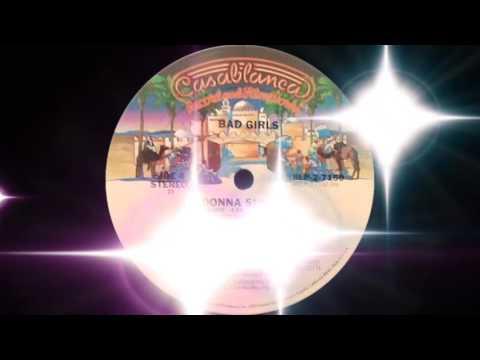 Donna Summer - Lucky (Casablanca Records 1979)