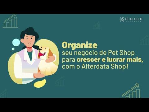 Alterdata Shop - seu petShop mais lucrativo