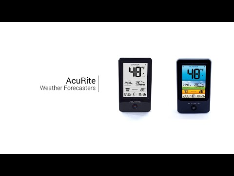 AcuRite Weather Stations 00508 / 00509