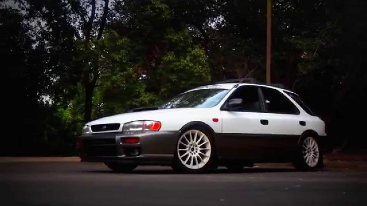 Stance Subaru Impreza Wagon Youtube