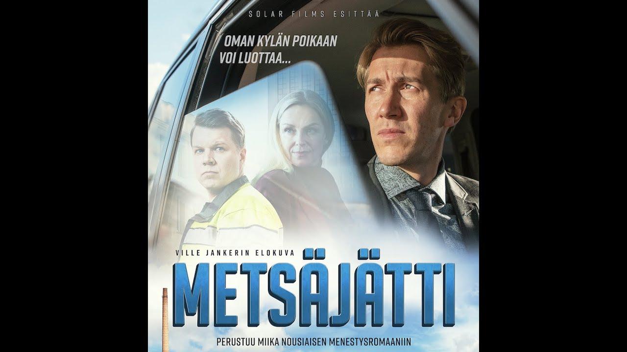METSÄJÄTTI Official trailer
