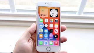 iPhone 6S In Late 2020! (Still Worth It?) (Review)