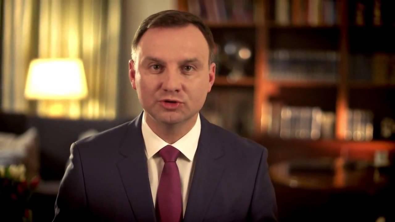 Andrzej Duda 2015 szczery spot - YouTube