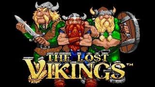 The Lost Vikings Прохождение (Sega Rus)