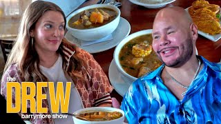 Fat Joe Takes Drew on Tour of the Bronx and Shares Tips for Marriage, Healthy Habits Along the Way
