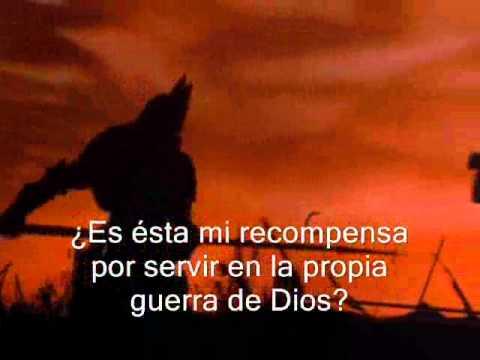 Iced Earth - Dracula (Subtitulos En Español)