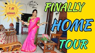 Finally Home Tour🏠|kannan❤️ bhagavathy|Akshaya ❤️