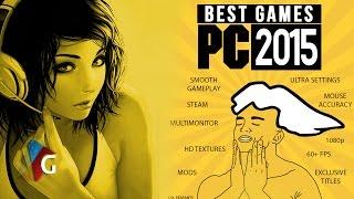 Top 25 Best PC Games of 2015
