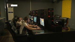 видео Новый игровой клуб