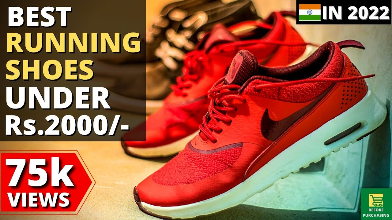 Best Running Shoes Under 2000 | best