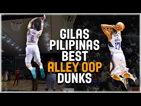 GILAS PILIPINAS Best Alley Oop DUNKS Highlights from YouTube · Duration:  3 minutes 9 seconds