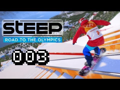 WIR SIND WIEDER DA !! - Let's Play Steep Road to the Olympics Gameplay...