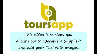ToursApp | How to Add Taxi | Search Outstation Car Rental Service screenshot 2