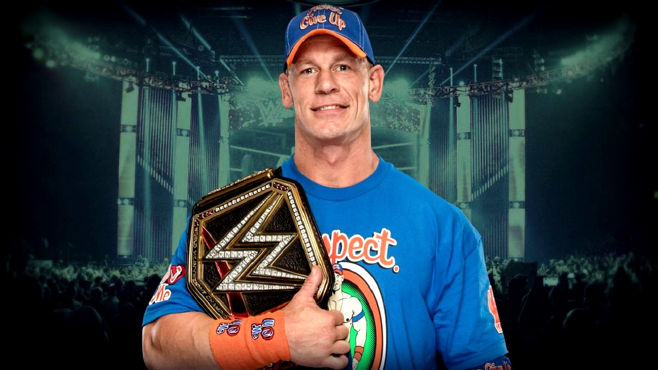 Wwe ·john cena 2016 2017 · ▻theme song ·the time is now · +.