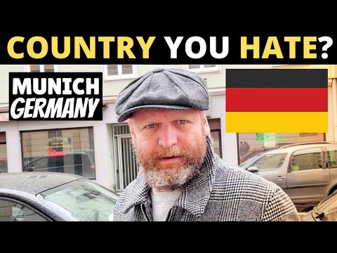 Which Country Do You HATE The Most? | Munich, Germany