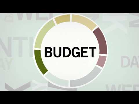 Budgeting from YouTube · Duration:  2 minutes 1 seconds